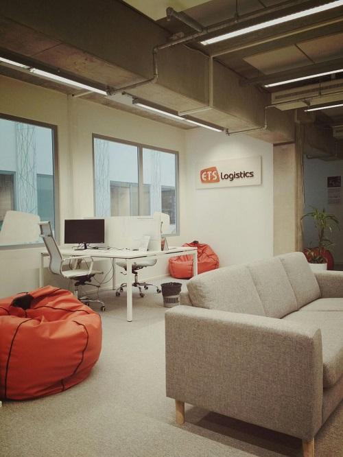 ETS Logistika kontor